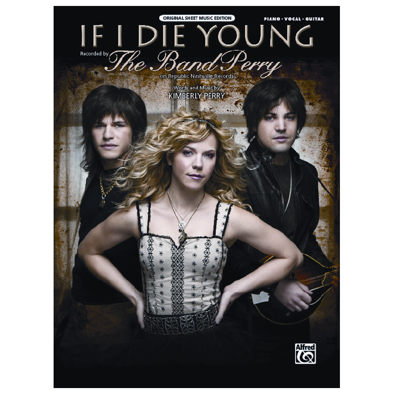 The Band Perry Songbook- Self Titled Album