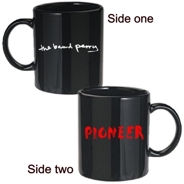 The Band Perry Coffee Mug