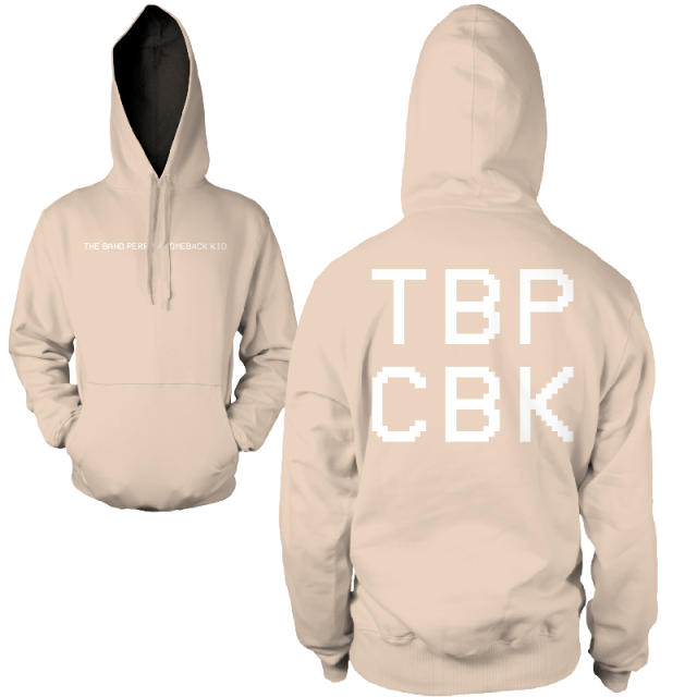 TBP.CBK HOODED SWEATSHIRT