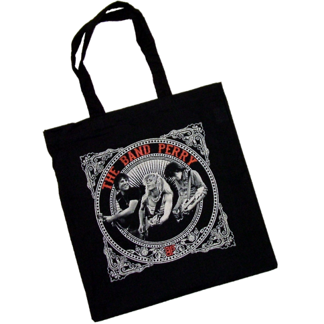 The Band Perry Tote Bag