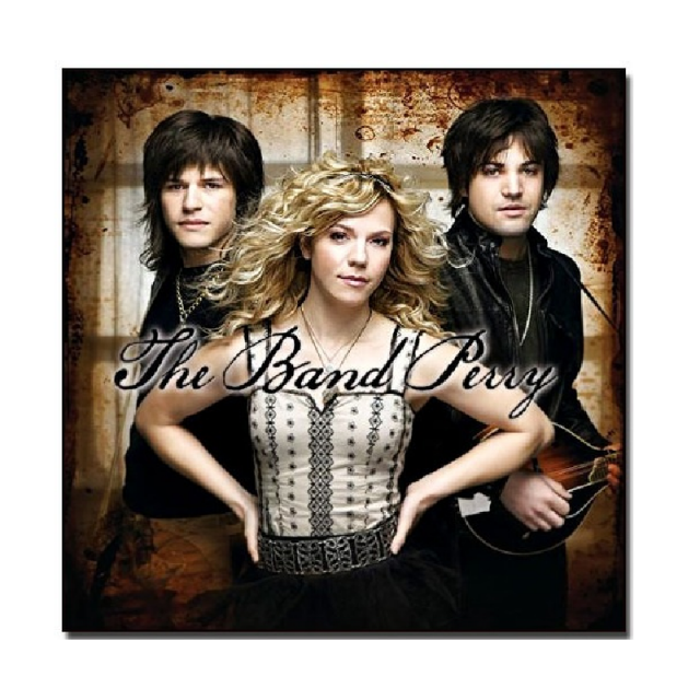 The Band Perry CD- Self Titled